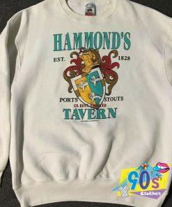 Vintage Hammonds Tavern Kent England Sweatshirt