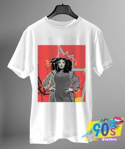Vintage Lizzo 90s Graphic T Shirt