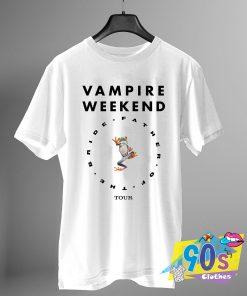 Vintage Vampire Weeken Tour T Shirt