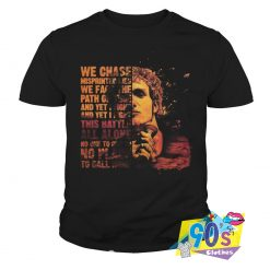We Chase Misprinted Lies Layne Staley T Shirt
