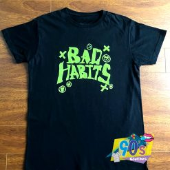 XO Bad Habits Tour Vintage T Shirt