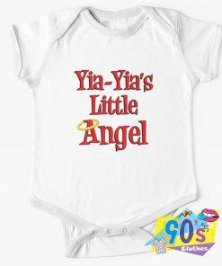 Yia Yias Little Angel Baby Onesie