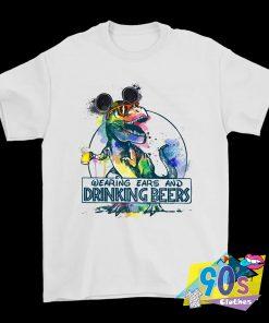 Beers Jurassic Park Dinosaur Mickey T Shirt