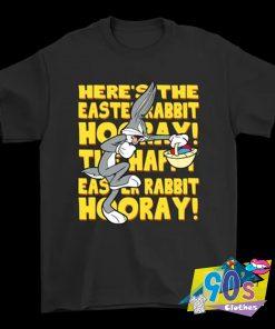 Bugs Bunny Easter Hooray T Shirt