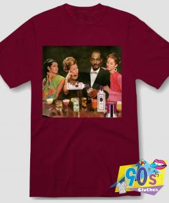 Classic Gin Juice Snoop Dogg T Shirt