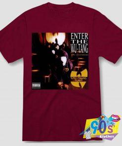 Enter The Wu Tang T Shirt