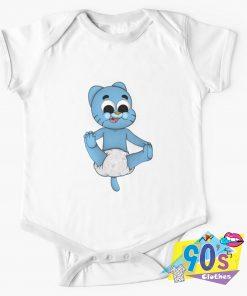 Funny Baby Gummypuss Baby Onesie