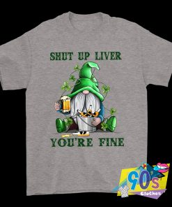 Gnome Beer Saint St Patrick's Day T Shirt