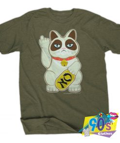 Grumpy Cat Fortune T Shirt