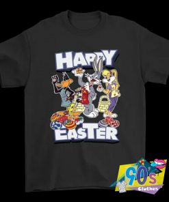 Happy Easter Looney Tunes T Shirt