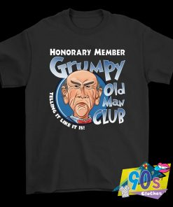 Honorary Member Grumpy Old Man T Shirt