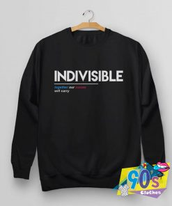 Indivisible Together Our Voices Sweatshirt