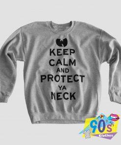 Keep Calm Protect Sweatshirt