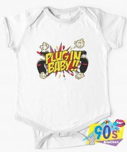 Plug In Baby Baby Onesie