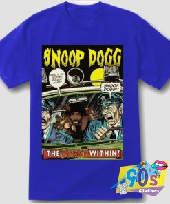 Snoop Source Mag Comic T Shirt