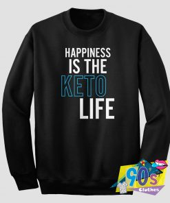 Special of Happiness Quote Sweatshirt