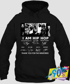 The Memories Signature Hip Hop Hoodie