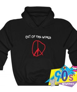 Travis Scott Out Of This World Hoodie Streetwear
