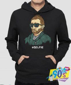 Vincent Van Gogh Poster Hoodie