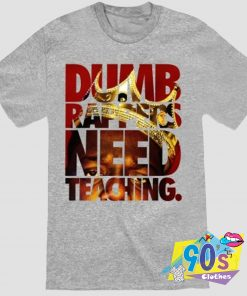 Vintage Dumb Rappers T Shirt