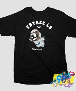 Vintage Entree LS T Shirt