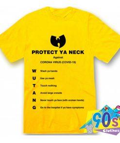 Wutang Clan Protect Corona Virus T Shirt