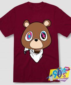 Yeezy Bear Cartoon T Shirt