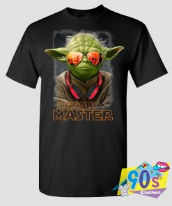 Yoda Jedi Master DJ Hip Hop T Shirt