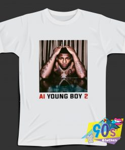 AI Youngboy 2 Never Broke Again T Shirt