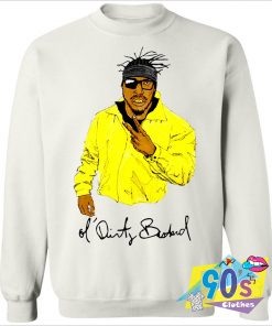 Best of Ol Dirty Bastard ODB Rapper Sweatshirt