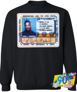 Coupons of Ol Dirty Bastard 36 Chambers Sweatshirt