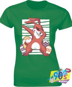 Dabbing Hip Hop Bunny Easter T Shirt