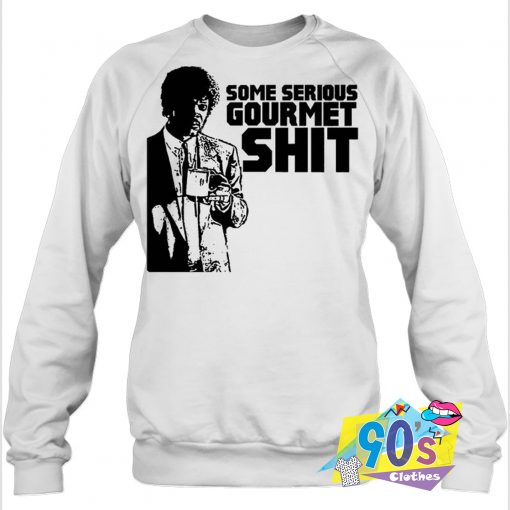 Jules Winnfield Pulp Fiction Movie Sweatshirt
