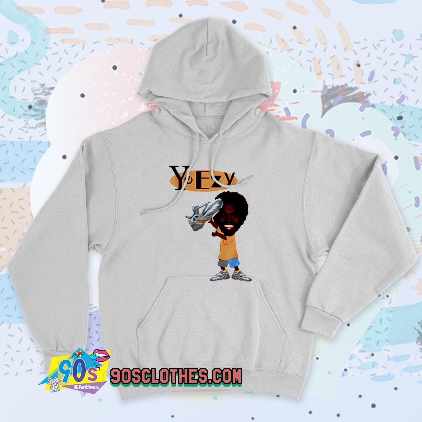 yeezy inertia hoodie