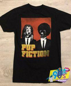 Pulp Fiction X Pup Fiction T Shirt