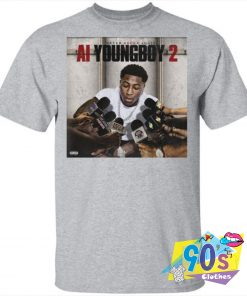 YoungBoy Rapper Interview Photos T Shirt