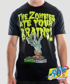 Zombies Ate Your Brains T Shirt