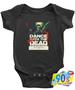 Dance With The Evil Dead Baby Onesie