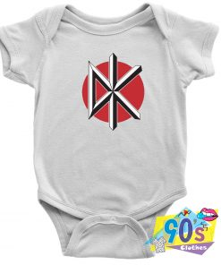 Dead kennedys Rock Band Baby Onesie