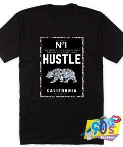 Hustle California Animals T Shirt