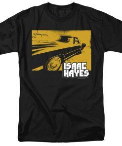 Isaac Hayes Singer Ride Car T Shirt