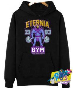 MOTU Eternia Gym Hoodie