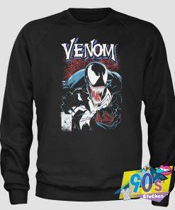 Marvel Venom Comic Sweatshirt