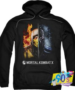 Mortal Kombat Video Game Hoodie