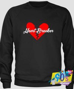 New Style Heart Breaker Sweatshirt