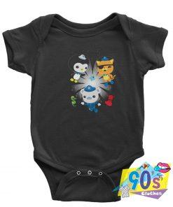 Octonauts Astronouts Space Baby Onesie
