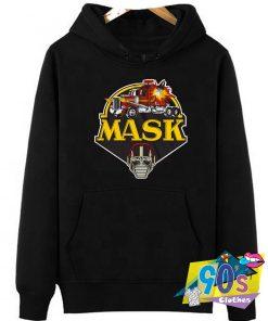 Retro Logo MASK Hoodie
