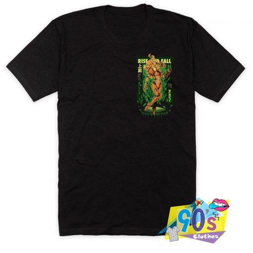 S Journey The Beautiful World Pocket T Shirt