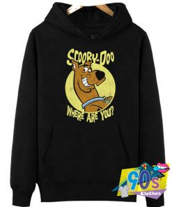 Scooby Doo Where Are You Hoodie