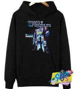 Soundwave Characters Transformers Hoodie